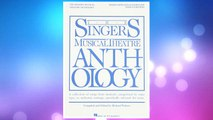 Download PDF The Singer's Musical Theatre Anthology Teen's Edition Mezzo-Soprano/Alto/Belter (Singers Musical Theater Anthology: Teen's Edition) FREE