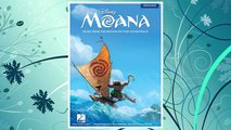 Download PDF Moana: Music from the Motion Picture Soundtrack FREE