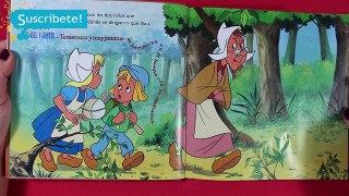 HANSEL y GRETEL * CUENTOS infantiles en español
