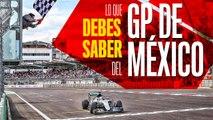 Vídeo: Claves GP México F1 2017