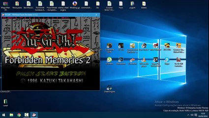 Tutorial STARCHIPS Infinitas - Yugioh Forbidden Memories 2 - Cheat Engine