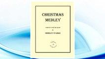 Download PDF Christmas Medley - Harp Solo FREE