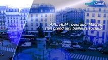 APL, HLM : pourquoi Macron s'en prend aux bailleurs sociaux [Alexandre Mirlicourtois]