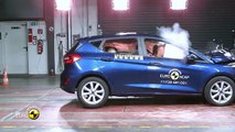 2017 Ford Fiesta vs 1997 Ford Fiesta - Euro NCAP crash test-xN_YyQe2OKQ