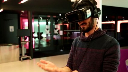 "Bande-annonce ""Les samedis de la VR"""