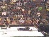 WWE - Jeff Hardy - 450 Splash On Matt Hardy