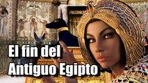 ¿Por qué terminó la civilización Egipcia? Descubren que los VOLCANES tuvieron parte de culpa