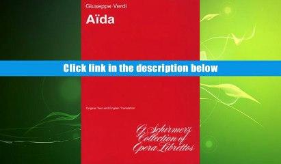 Aida Libretto  eBook Pdf