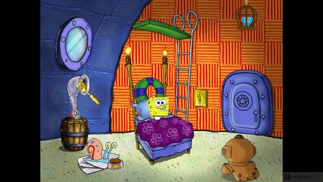 SpongeBob SquarePants: Operation Krabby Patty - PC Gameplay
