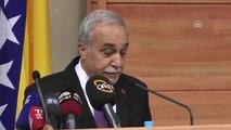 Türkiye-Bosna Hersek Tarım İş Forumu - Ahmet Eşref Fakıbaba