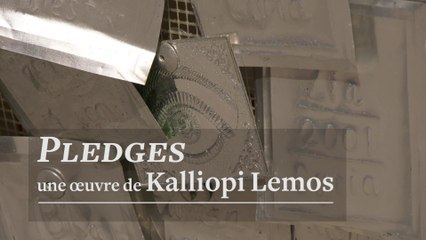 Pledges, de Kalliopi Lemos