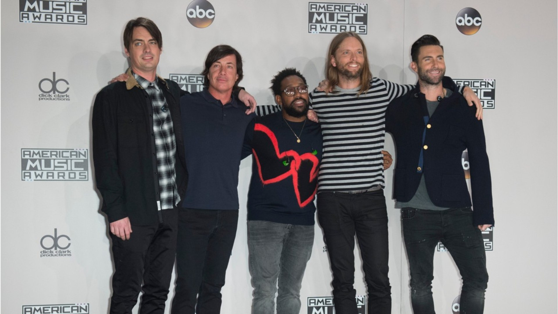 Maroon 5 has announced its 2018 'Red Pill Blues' tour dates — here they are