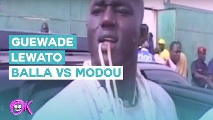GEWADE (Lewato) - Balla Gaye 2 VS Modou Lo le 21 mars 2010