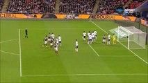 2-1 André Ayew Goal England  Football League Cup  Round 4 - 25.10.2017 Tottenham 2-1 West Ham