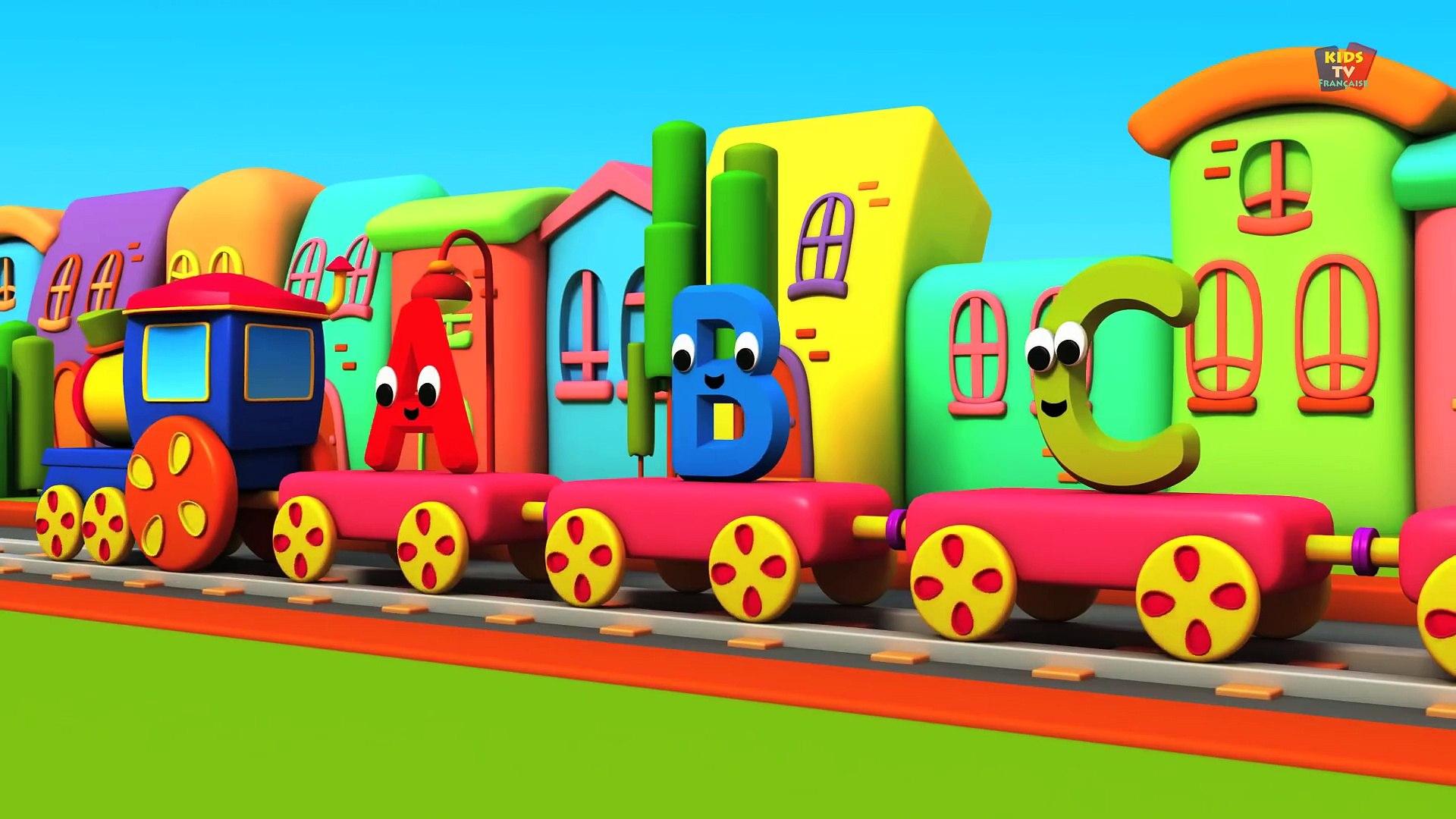 Bob le train Couleur balade apprendre les couleurs avec bob Color Ride For Kids Bob Train Rhyme