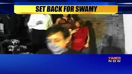 Sunanda Pushkar Death Case- Delhi HC Dismisses Subramanian Swamy%27s PIL
