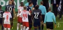 RB Leipzig sporting director Ralf Ragnick sparks VAR row during Bayern Munich clash