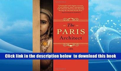 Paris Architect Charles Belfoure  eBook Pdf