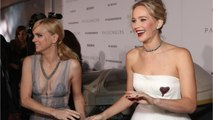 Jennifer Lawrence apologized to Anna Faris about the cheating rumors