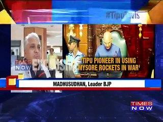 President Ram Nath Kovind Praises Tipu Sultan, BJP Leader Sees Red