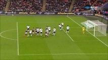 2-3 Angelo Ogbonna Goal England  Football League Cup  Round 4 - 25.10.2017 Tottenham 2-3 West Ham