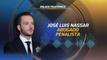 """""""Lo importante es regresar al capitán a las canchas"""": José Luis Nassar"""