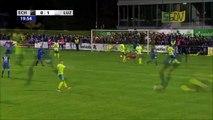 0-1 Shkelqim Demhasaj Goal Switzerland  Swiss Cup  Round 3 - 26.10.2017 FC Echallens 0-1 FC Luzern