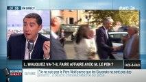 Brunet & Neumann : Laurent Wauquiez va-t-il faire affaire avec Marine Le Pen? - 27/10