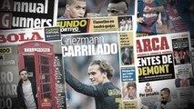 Le Barça met 4 joueurs sur la liste des transferts, Chelsea pense au come-back de Carlo Ancelotti