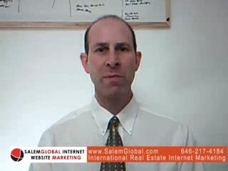 International Real Estate Internet Marketing Video