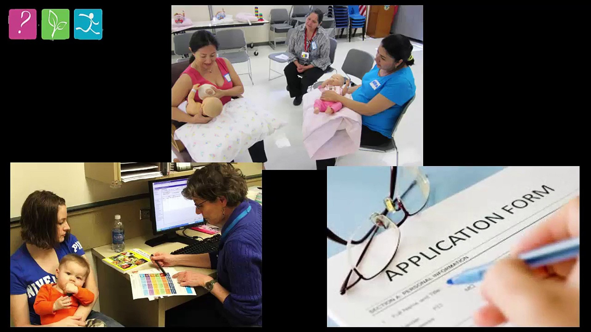 How to Apply for WIC Center - WIC Applying for Benefits.