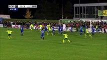 2-2 Goal Switzerland  Swiss Cup  Round 3 - 26.10.2017 FC Echallens 2-2 FC Luzern