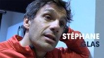 Stéphane Glas : « Il faut remettre l'agressivité à l'ordre du jour »