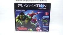 Disneys Playmation Marvel Avengers Hulk Gamma Gear Incredible Hulk Toy