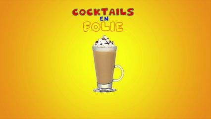 Cinquième vidéo de la série cocktail en folie (boissons à base de café nespresso) : Cappuccino