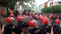 FRU threaten Shafie Apdal supporters