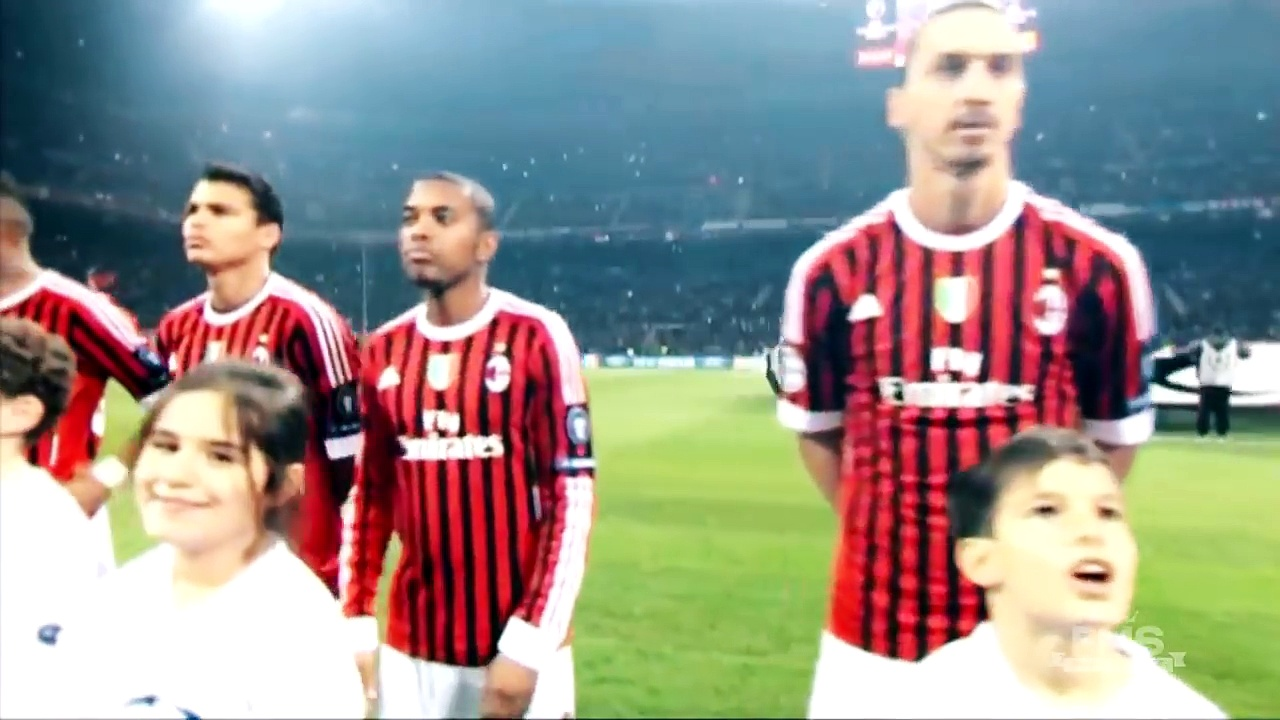 Zlatan Ibrahimovic – AC Milan Legend!