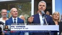 Laurent Wauquiez promet de faire le ménage chez Les Républicains une fois qu'il en sera le chef