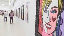 El brasileño Britto inaugura en Miami una muestra de retratos de personalidades