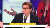 """Qu'est-ce qui vous sépare du Front national ? """"Tout"""", répond Geoffroy Didier, directeur de campagne de Laurent Wauquiez"""
