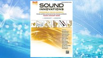 GET PDF Sound Innovations for Concert Band -- Ensemble Development for Young Concert Band: Chorales and Warm-up Exercises for Tone, Technique, and Rhythm (Snare Drum/Bass Drum) FREE
