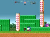 Super Mario Bros. X (SMBX) Custom Level - Biggest Doki Panic