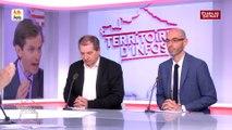 Best of Territoires d'Infos - Invité politique : Guillaume Larrivé (27/10/17)