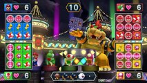Mario Party 10 - All Boss Battle Minigames (All Bosses