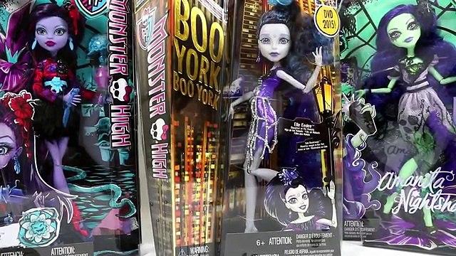 Elle Eedee - MONSTER HIGH Doll Unboxing
