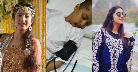 Life is Unpredictable 16 years Old Fasiha Noor Fighting with Cancer!
