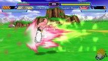 Dragon Ball Z Shin Budokai Another Road PSP Gameplay For