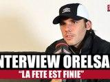 """Interview Orelsan """"La fête est finie"""""""