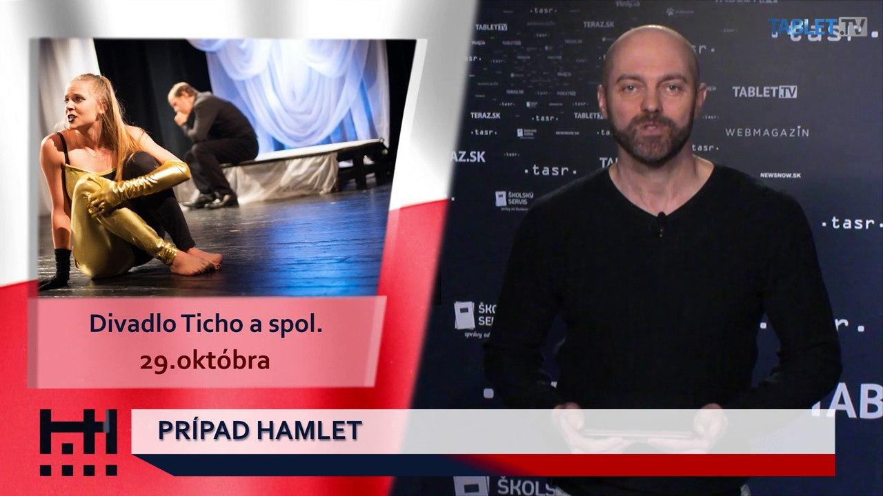 POĎ VON: Prípad Hamlet a Strašidlenie