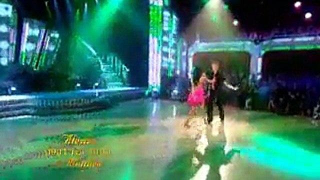 Strictly Come Dancing Alesha Dixon Samba